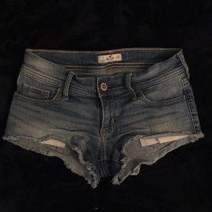 Size 1 Hollister Shorts